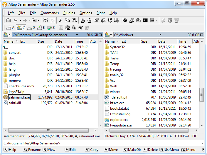 Windows Explorer - Download Alternative