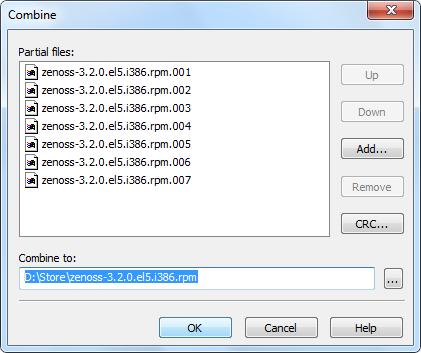 Combine Split Rar Files - loadingbig