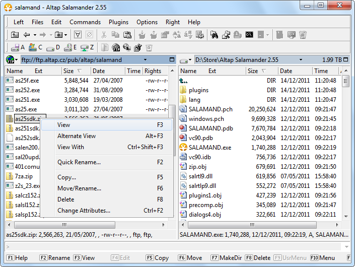3c8c0a2189be File Viewer, Quick View Alternative, View file from archive, FTP or ...