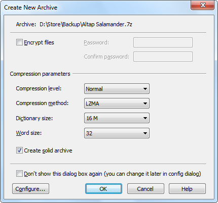 Open, View, Extract, Create the 7z 7-Zip: WinZIP, WinRAR Alternative